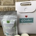 Lime and Coconut Sample Gift Box (Vegan and Organic)