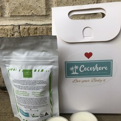 Lime and Coconut Sample Gift Box