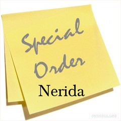 Special Order for Nerida