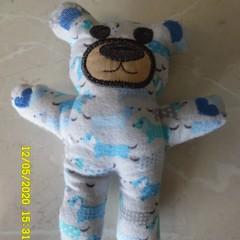 Little Teddy Dashound pattern