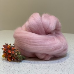 Candy Floss | Merino Dyed Tops, Wool Roving