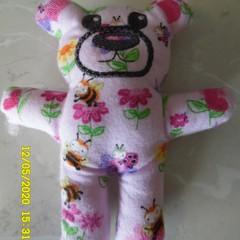 Little Teddy Bee Flower