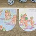 May Gibbs Nursery Bunting Birthday Australiana Children Gumnut Babies Garland