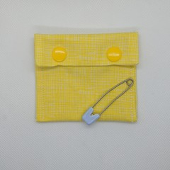NGT Pouch- Yellow