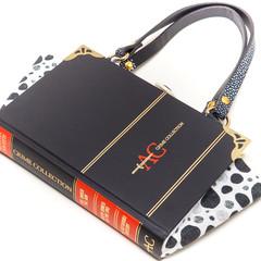 Agatha Christie handbag - Crime Collection  - Handbag made from a book