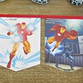 Iron Man Birthday Party Bunting Superhero Nursery Decor Supplies Baby Shower