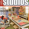 Cloth Paper Scissors, Studios Magazine, Winter 2010,Special Issue, Craft Destash