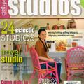 Cloth Paper Scissors, Studios Magazine, Winter 2011,Special Issue, Craft Destash