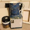 Van Gogh Mug- Scented Soy Wax Candle