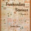 Jackies Freehand Seminar, Jackie Shaw, Folkart, Decorative Painting, Destash
