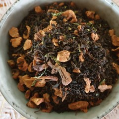 Black Apple (Apple Pie) Tea Blend