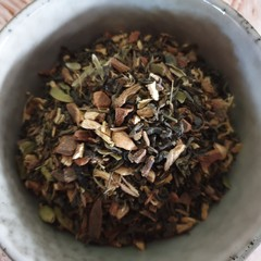Green Chai Organic Tea Blend