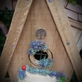 'Wooden Fairy Houses' - Large size