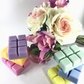 Soy wax melts, soy melts, melts, clam shell melts, decor, home and living