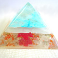 RESIN MINI PYRAMID SALE! Look really Awesome!