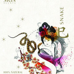 Snake Perfume for Women
