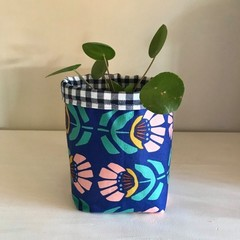 Small fabric planter | Storage basket | PROTEA