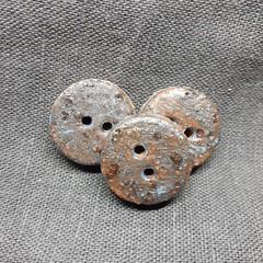 21mm Round Button