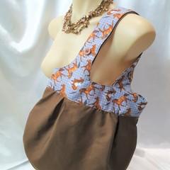 Horses - sling bag