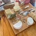 Australian Native Floral Banksia Flower Timber Board Large Gift Platter Food