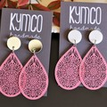Basic dangle earrings - various colours
