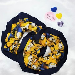 Minion - Scrunchie