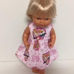 Paw Patrol Dress to fit 38 cm dolls