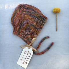 Cosy Baby bonnet