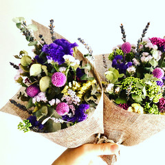 Small Dried Posy