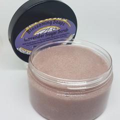 Artisan Lavender Sugar Scrub