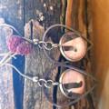 Calligraphy Earrings