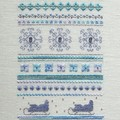 Winter Ice Sampler by JoAnne Mason for D-D Designs