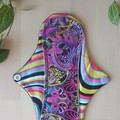 "8"" Light/liner exposed core cloth pad (Versodile Tesswrap)"