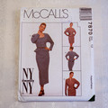 McCall's 7870, lined jacket and skirt pattern. Size 12. UNCUT