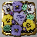 Mothers day cookies