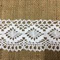 Wide Cotton Lace