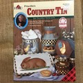 Book - Priscilla's Country Tinby Plaid