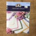 Small DMC Book of Crocheted Edges (Book 3)