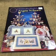 Cross My Heart Booklet Angels 'N Bears
