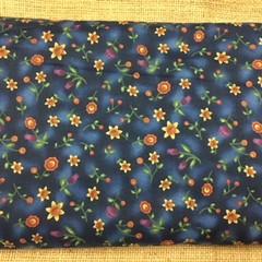 Fabric - cotton - floral print
