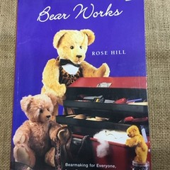 Book - Bear Works by Rose Hill