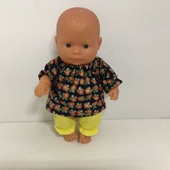 Miniland Dolls Bloomers and top to fit 21cm Dolls