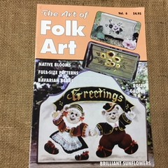 Magazine - The Art of Folk Art Vol. 6