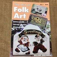 Magazine - The Art of Folk Art Vol. 6