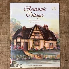 Book - Romantic Cottages by Ros Singleton