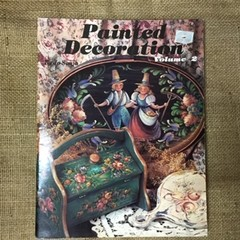 Book - Painted Decoration Volume 2 by Jo Sonja