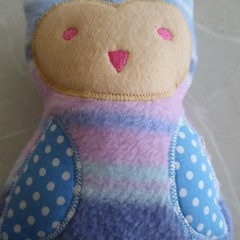 Little Owl Baby Cuddle toy