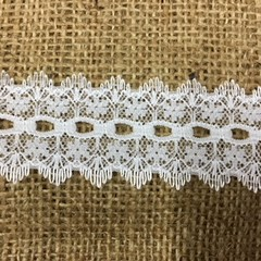 Insertion Lace