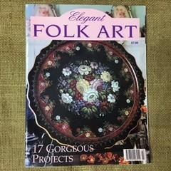 Book - Elegant Folk Art