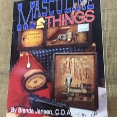 Book - Masculine Things by Brenda Jansen